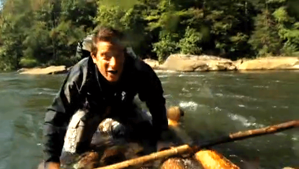 Degree Chain of Adventure featuring Bear Grylls Episode 1
