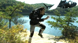 Degree Chain of Adventure featuring Bear Grylls Episode 2